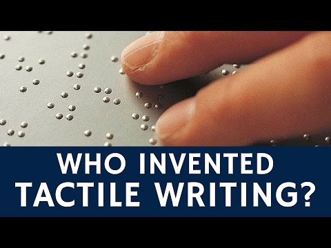 Who Invented a Writing System for the Blind - Louis Braille