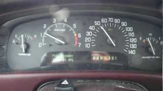 39mpg FULL size luxury car w/200k miles (1998 Buick Park Ave. Ultra) p.1