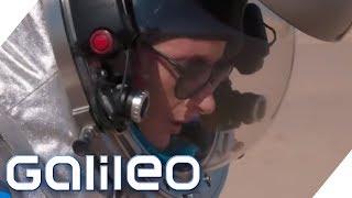 Simulierte Mars-Mission: Sieht so die Zukunft der Menschheit aus? | Galileo | ProSieben