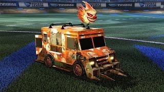 Стрим Rocket League безумный автомобильный футбол