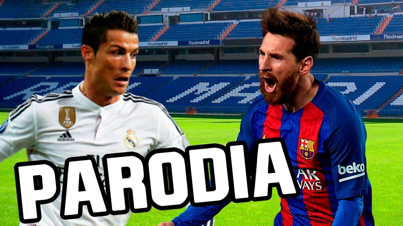 Download Canción Real Madrid - Barcelona 2-3 (Parodia Ahora Dice ft. J. Balvin, Ozuna, Arcángel) 2017