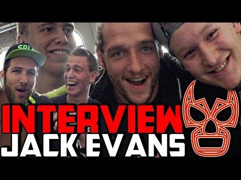 JACK EVANS INTERVIEW! - Injuries, Dreammatches, Lucha Underground and Angélico