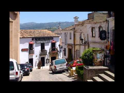 Ronda, Malaga - Spain. HD Travel.