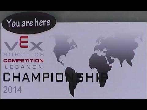 VEXU Robotics Competition Overview - Lebanon 2014