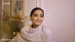 #FrameHappiness with Sonam Kapoor | Shot On #vivoX60Series | Buy Now