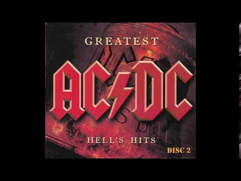 AC DC - Greatest Hell's Hits (DISC2)