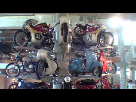 GULF COAST TRIP pt 2 of 3 MOTORCYCLE MUSEUM  tubalcain meets abom79