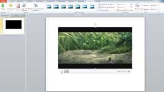 Insérer du son et de la vidéo dans PowerPoint