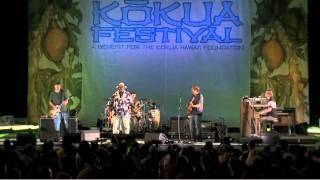 Taj Mahal with Jack Johnson - Further On Down The Road (live from Kokua Festival 2010)