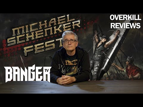 MICHAEL SCHENKER FEST - Revelation | Overkill Reviews
