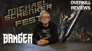 MICHAEL SCHENKER FEST - Revelation | Overkill Reviews