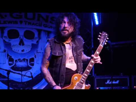 LA Guns : Never Enough @ Live Rooms, Chester, UK 19/03/2017
