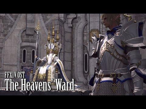FFXIV OST The Holy See / The Heavens' Ward Theme ( The Heavens' Ward )