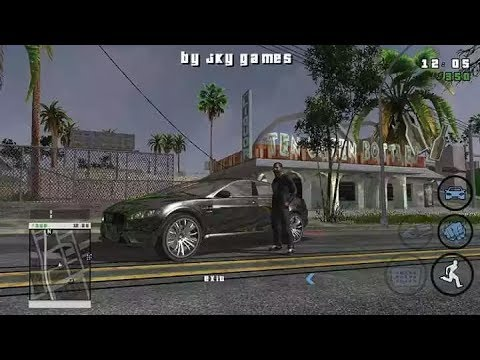 Gta V Lite For Android All GPU 400MB Only Apk+Data New  #Smartphone #Android