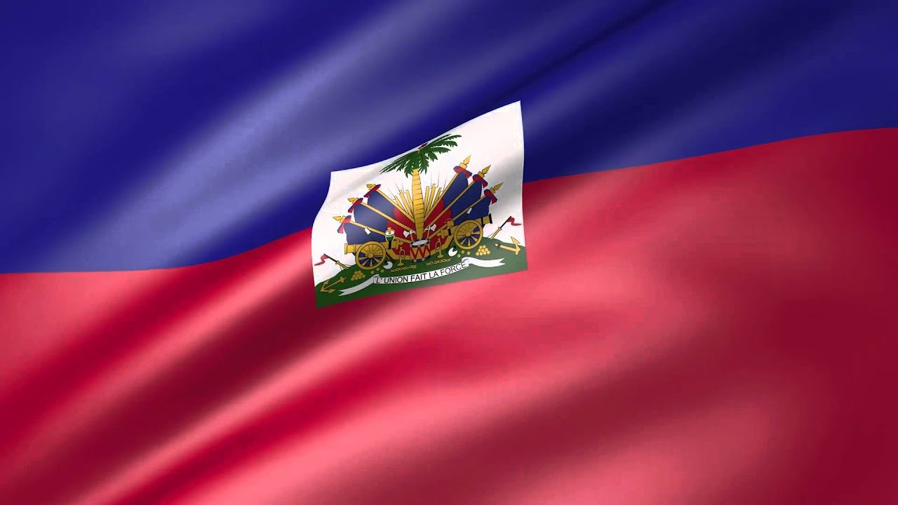 Haitian Flag Wallpaper Haiti Animated Flag - ...