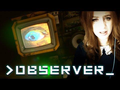 OBSERVER #02 - Die BESTEN Nachbarn der Welt! ● Let's Play Observer