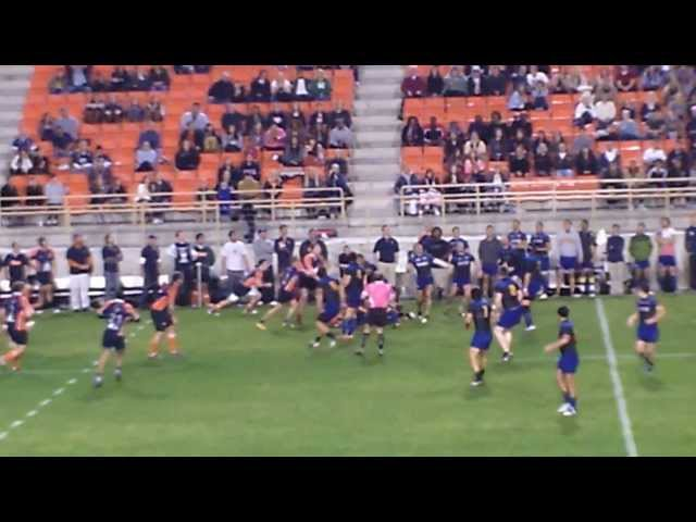 Titans v Tritons Feb 1 2013 ( first 20 mins ) Travel Video