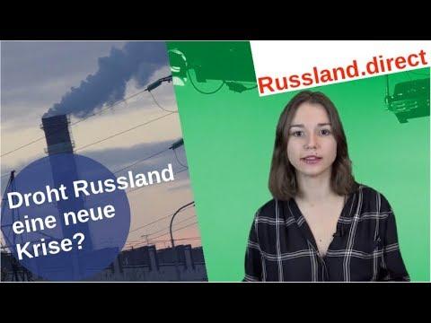 Droht Russland eine neue Krise?