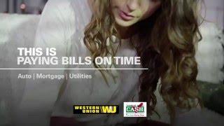 Western Union & Check Into Cash