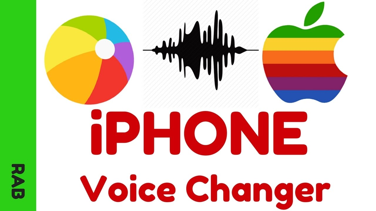 Voice Changer on the Marco Polo App for iPhone?