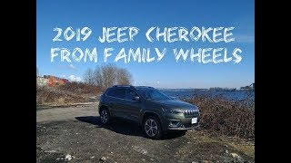 2019 Jeep Cherokee Review from Family Wheels
