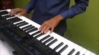 Aa laut ke aja mere meet(rani rupmati)piano cover
