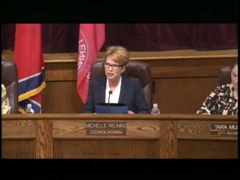 Bristol Tennessee City Council Meeting - November 2017