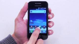 Samsung Galaxy Ace - Apps