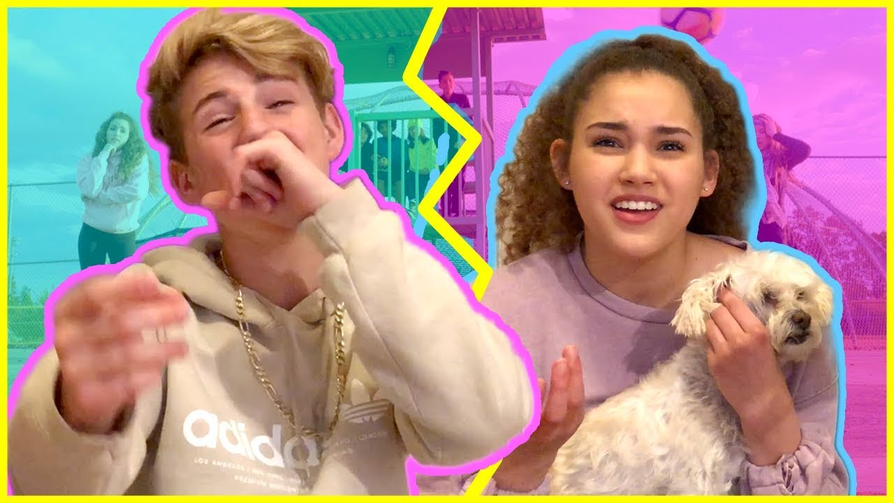 MattyBRaps Reacts Boys Are So Ugh Haschak Sisters