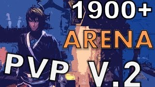 Blade and Soul ■ Assassin PVP Arena Platinum ■ Gameplay [Frostgipfel]