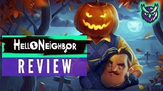 Hello Neighbor Nintendo Switch Review