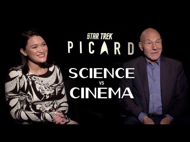 Science vs Cinema   Star Trek: PICARD