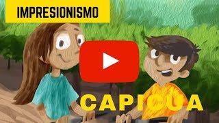 Impresionismo   Clases de artes para niños   Capicúa