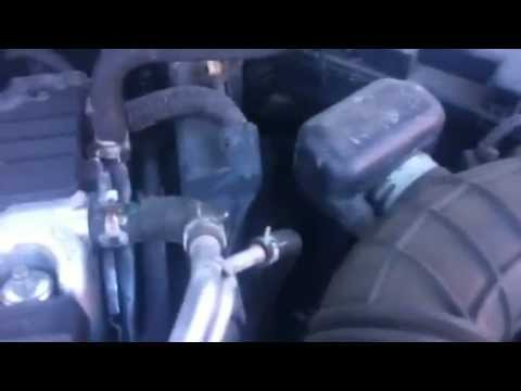 Фазорегулятор VTS на Honda Accord 8(Звук при запуске Honda Accord 8)