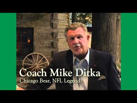 Message From Da Coach (Mike Ditka) - Quinn For Illinois