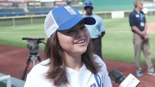 Download Video Selena Gomez at the 2019 Big Slick MP3 3GP MP4