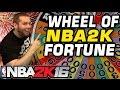 NBA 2K Wheel of Fortune