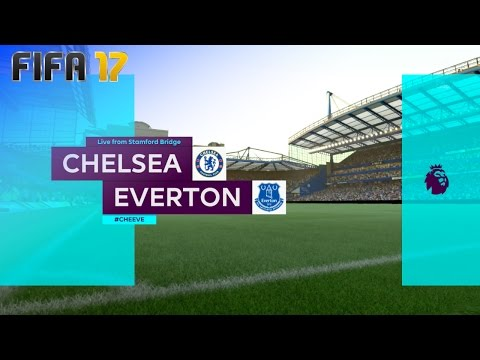 FIFA 17 - Chelsea vs. Everton @ Stamford Bridge