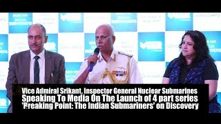 Was Discovery's Documentary 'Indian Submariners' Shot In Nuclear Submarine INS Arihant?