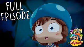 Caps' Night Garden 🌺🌹 - FULL EPISODE   Lilybuds on ZeeKay Junior