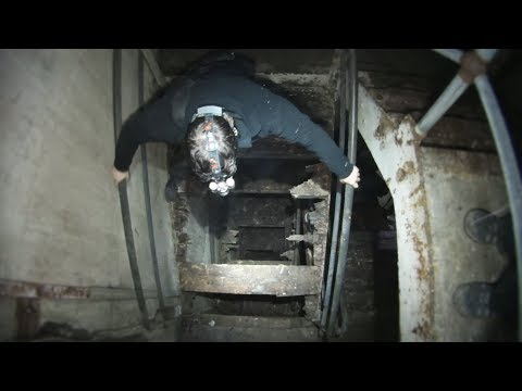 ROYAL MARINES WW2 DEEP TUNNEL SYSTEM - PART 2 -
