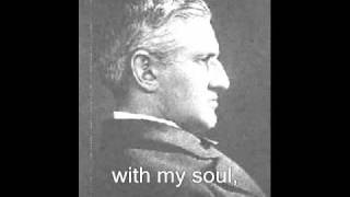 When Peace Like A River (hymn with words and music) - Horatio G. Spafford