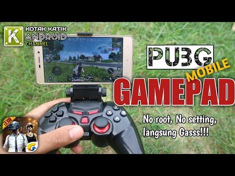 Cara Main Pubg Mobile Pakai Stik Gamepad No Root Youtube