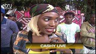 Ms Cashy Opens Up About Her Past Relationship With Khaligraph
