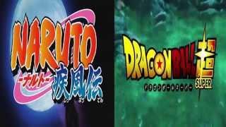 Repeat youtube video Naruto Shippuden/Dragon Ball Super - Opening 15  Naruto Shippuden