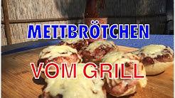 Gegrillte Mettbrötchen ( Chrystal Mett ) --- Klaus grillt