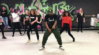 Wizkid - on Top Your Matter | Dance class video| Aron Norbert