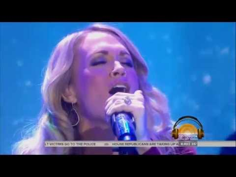 "Carrie Underwood - ""Something in the Water"" live on Today"