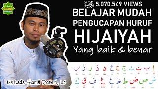 Download Lagu BELAJAR MUDAH PENYEBUTAN HURUF HIJAIYAH YANG BAIK & BENAR | Ustadz Hardi Damri, Lc mp3