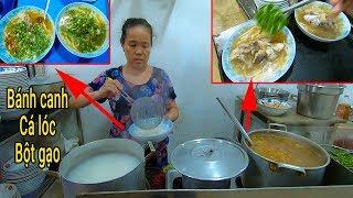 Bánh canh cá lóc Quảng Trị chuẩn ngon ở đường Phạm Văn Hai TP HCM